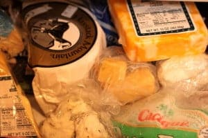 what to do with leftover cheese