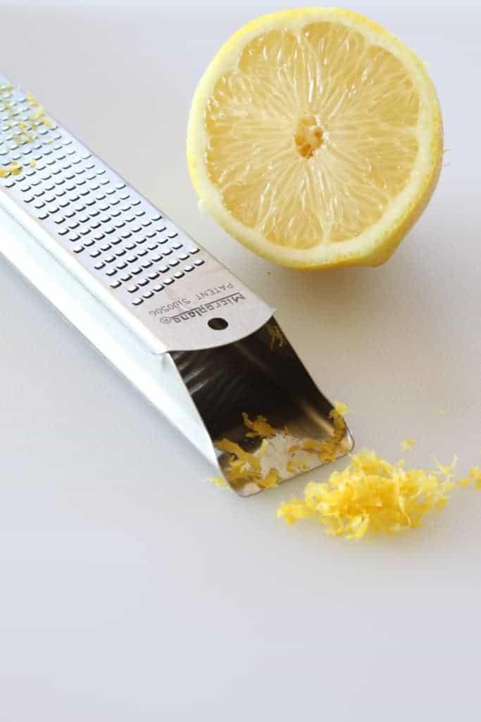 lemon zest adds sooo much flavor! www.LiveBest.info