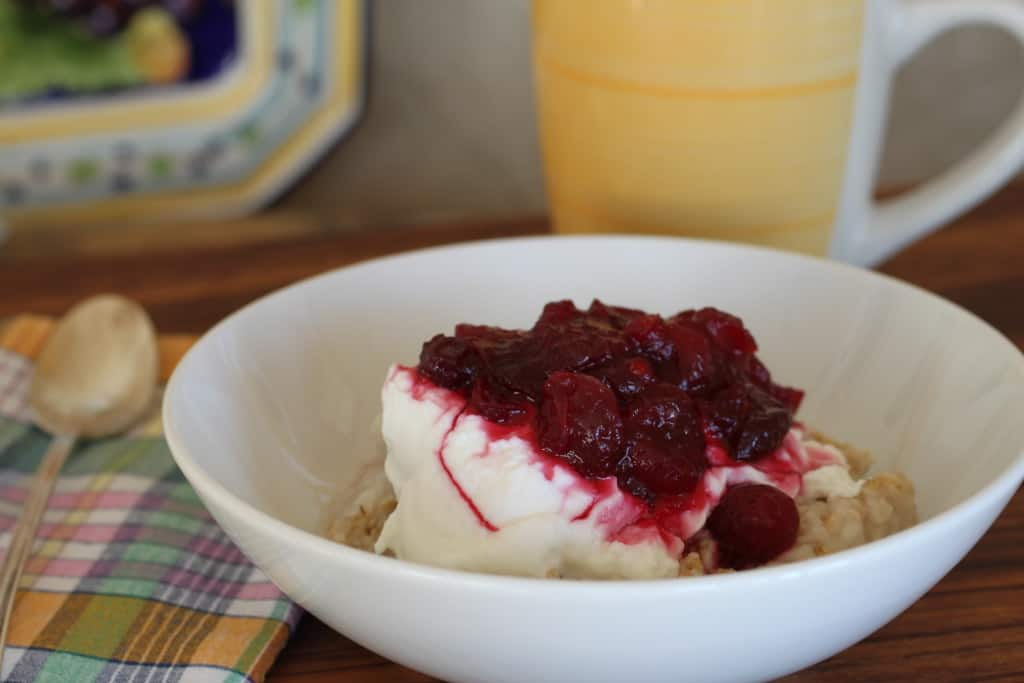 cranberries-and-yogurt
