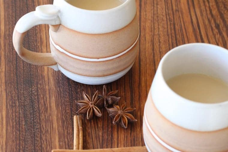 Masala Chai is an easy recipe to make at home. Spices + Milk = Lovely! www.LiveBest.info