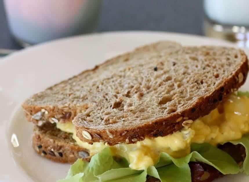 Curried Egg Salad | LiveBest