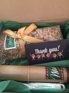 walnut package