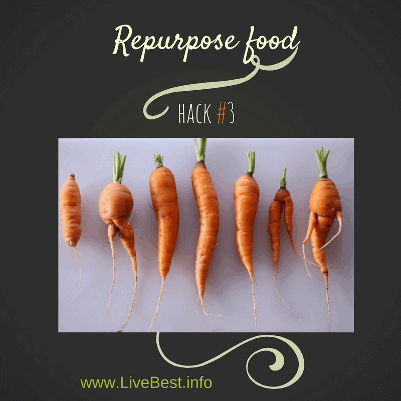 Repurpose Food is a LiveBest series where I share delicious ways to reduce food waste. Join me as we repurpose bread to create best overs - one delicious bite at a time!