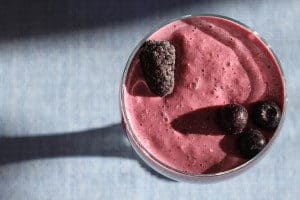 Berry Banana Smoothie | My #1 smoothie. So refreshing and SOOO much health-boosting goodness! www.LiveBest.info