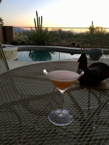 Grapefruit Martini recipe   My favorite summer happy hour cocktail. Grapefruit Martini brings nutrish and delish to Cheers! Chill ;-) www.LiveBest.info