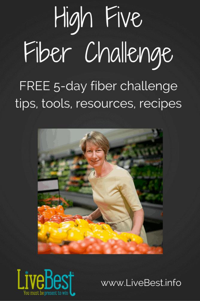 High Five Fiber Challenge