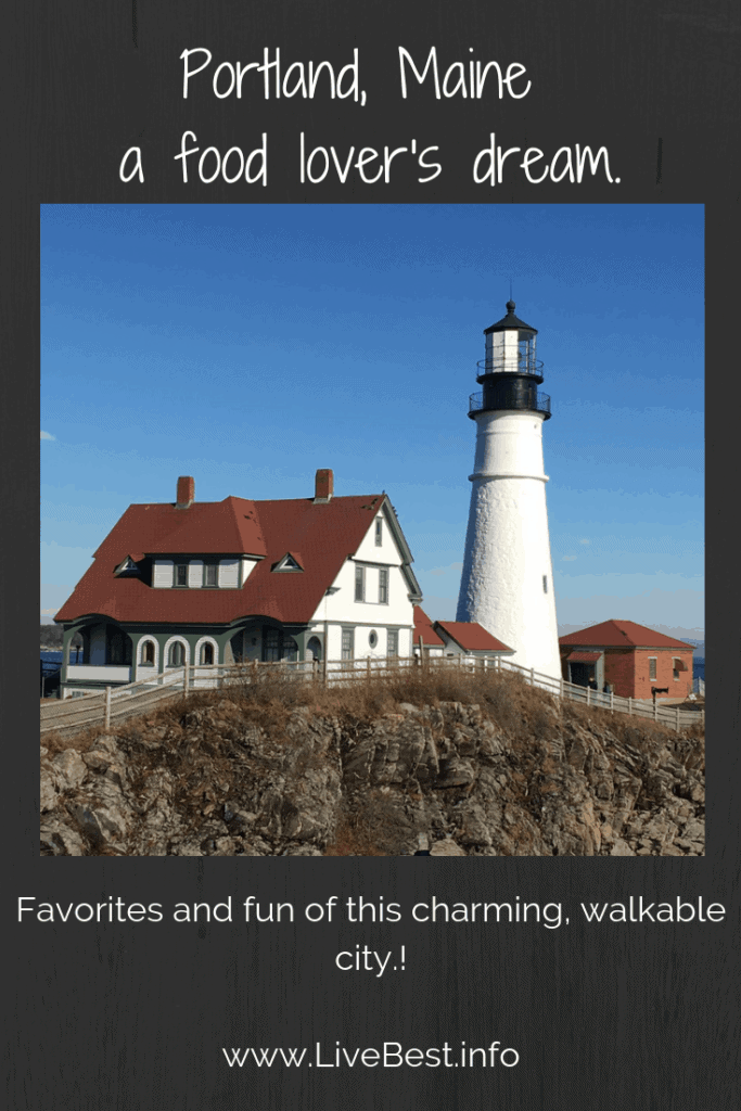 top things to eat and see in Portland, Maine