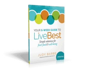 UPDATED! Your 6-Week Guide to LiveBest: Simple Solutions for Fresh Food & Well-Being