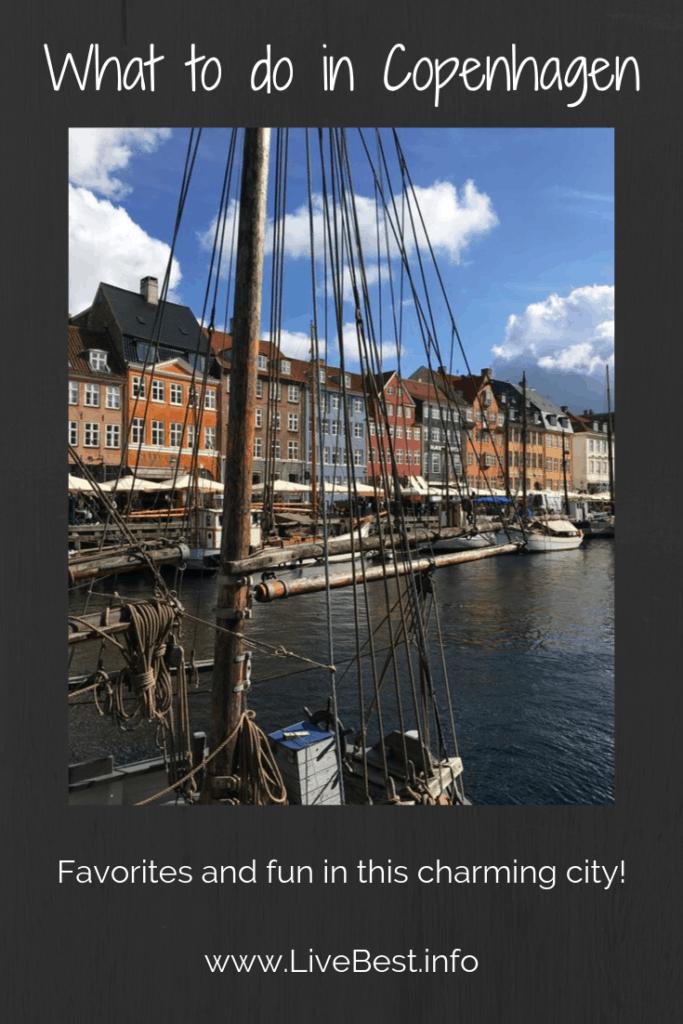 photo of Nyhavn harbor and houses in Copenhagen