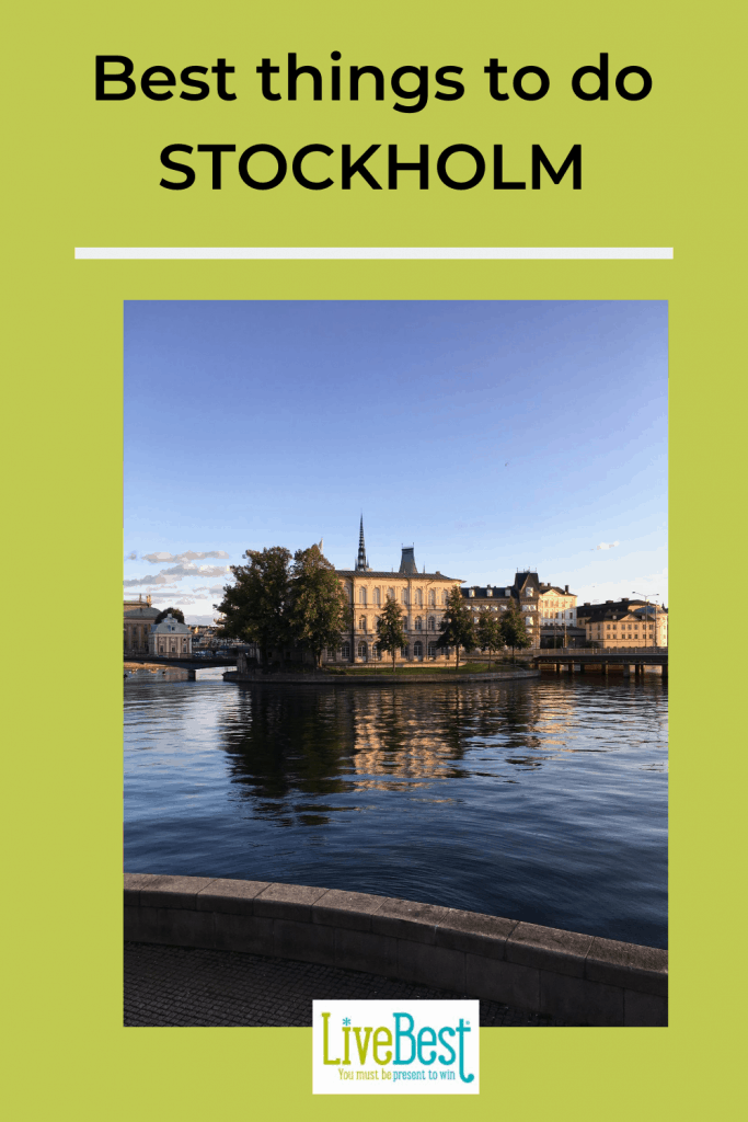 Stickholm skyline